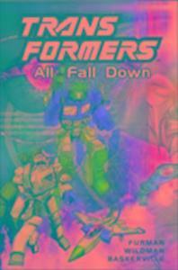 Transformers als Taschenbuch
