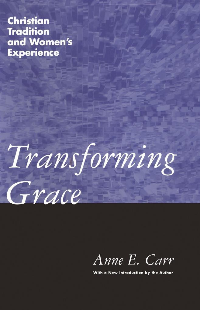 Transforming Grace als Taschenbuch
