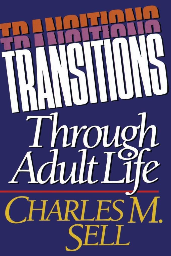 Transitions Through Adult Life als Taschenbuch