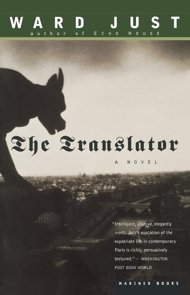The Translator als Taschenbuch