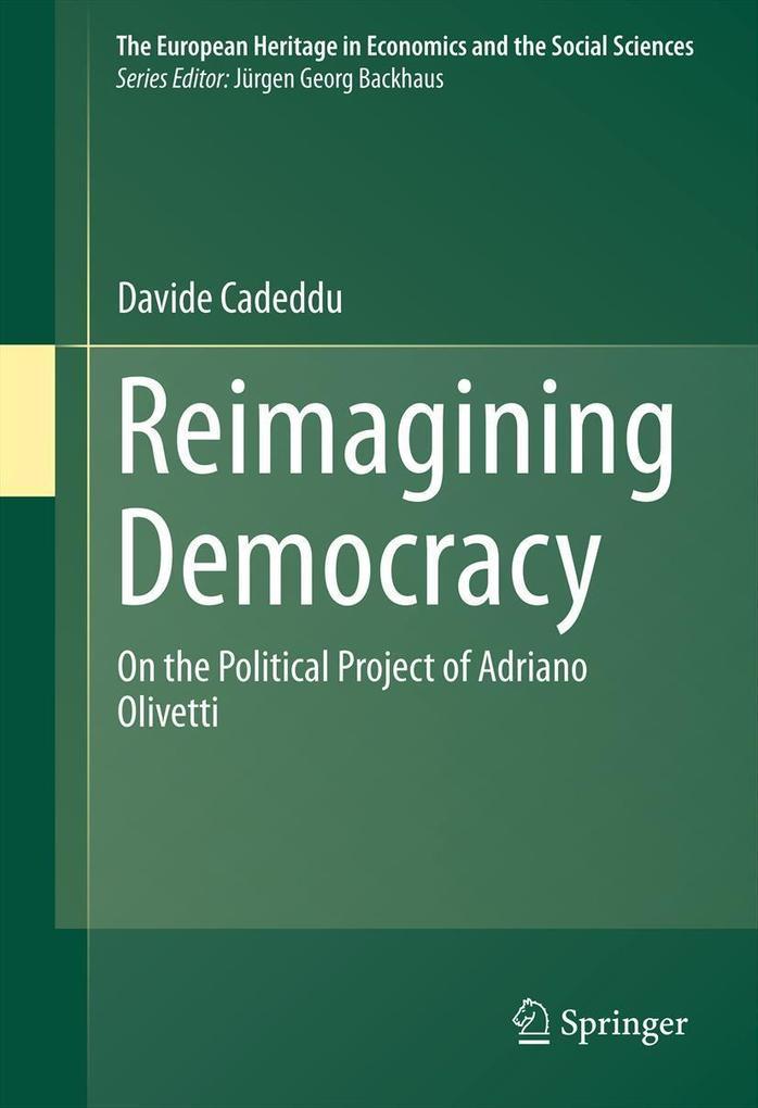 Reimagining Democracy als eBook