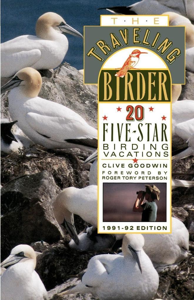 The Traveling Birder als Taschenbuch
