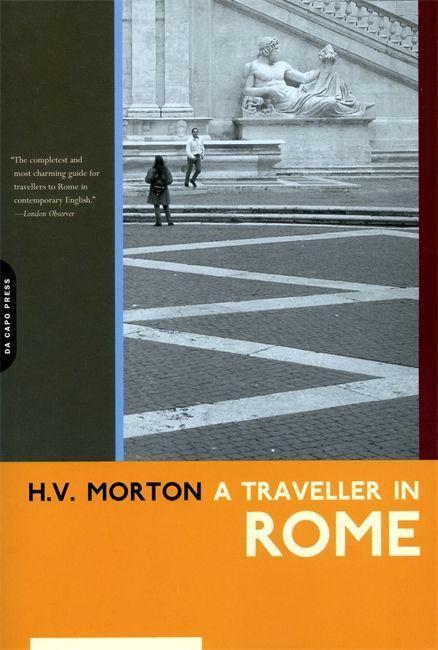 A Traveller in Italy als Taschenbuch