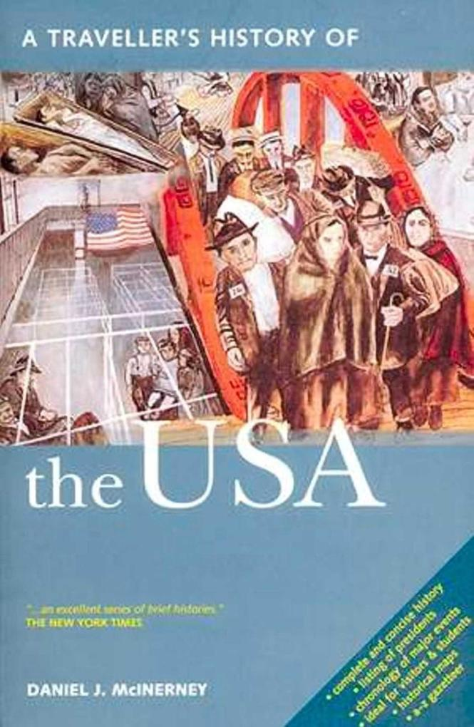 A Traveller's History of the U.S.A. als Taschenbuch