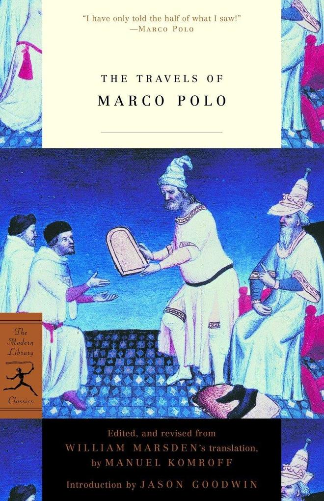 The Travels of Marco Polo als Taschenbuch