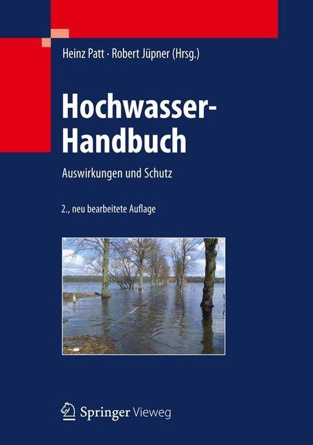 Hochwasser-Handbuch als Buch