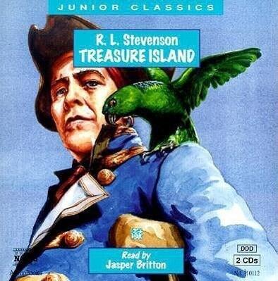 Treasure Island als Hörbuch