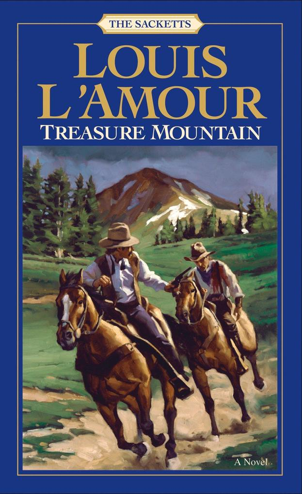 Treasure Mountain als Taschenbuch