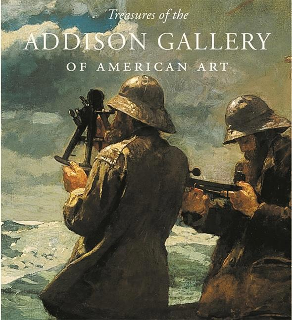 Treasures of the Addison Gallery of American Art als Buch
