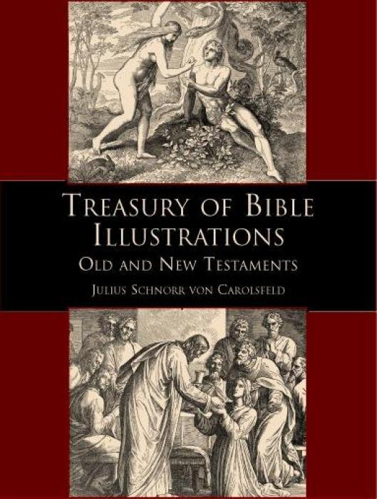 Treasury of Bible Illustrations als Taschenbuch