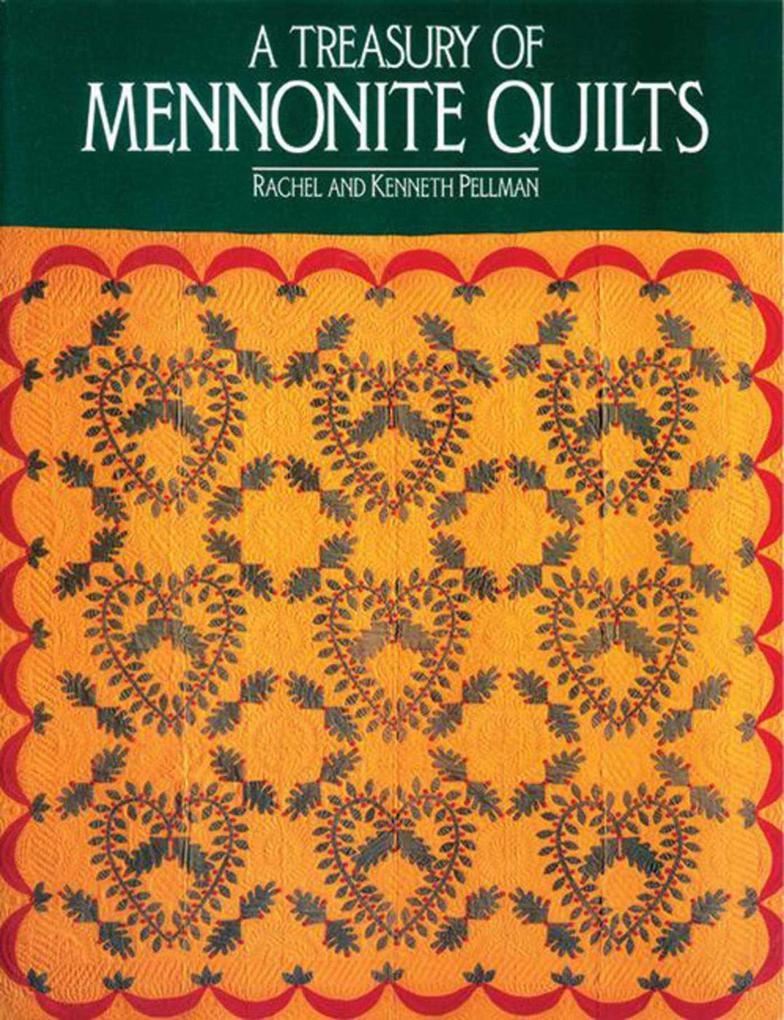 Treasury of Mennonite Quilts als Taschenbuch