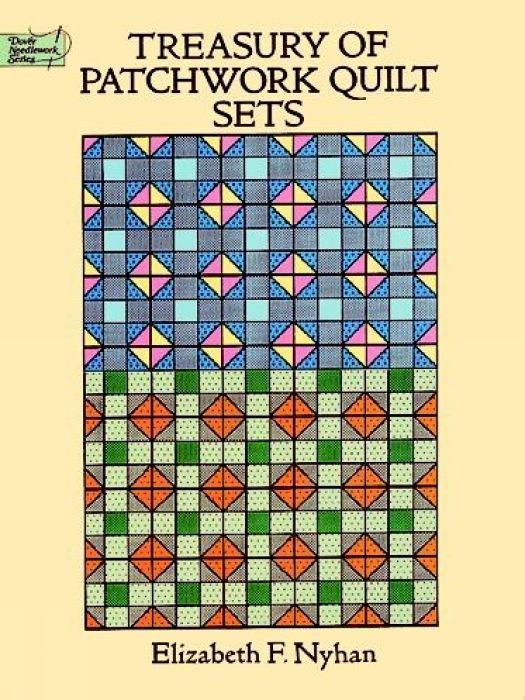 Treasury of Patchwork Quilt Sets als Taschenbuch