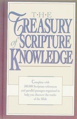 The Treasury of Scripture Knowledge als Buch