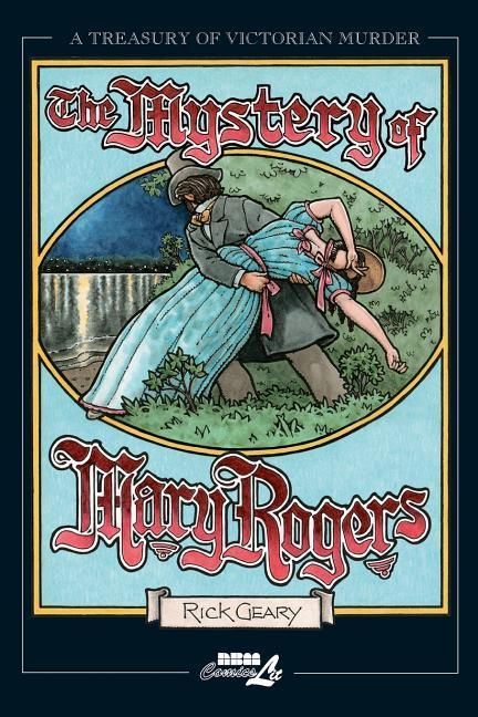 The Mystery of Mary Rogers als Taschenbuch