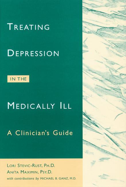Treating Depression in the Medically Ill als Buch