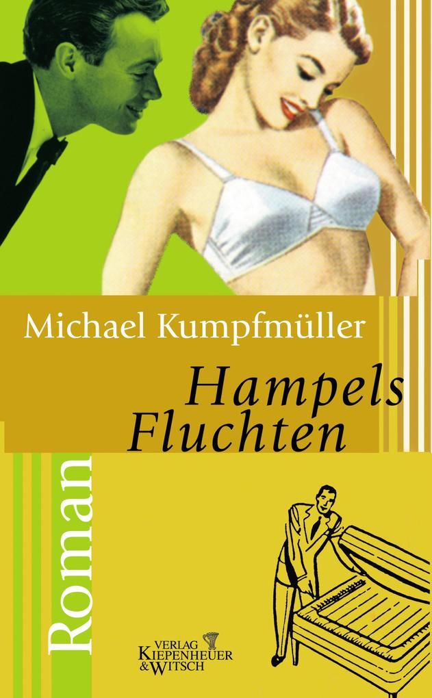 Hampels Fluchten als eBook
