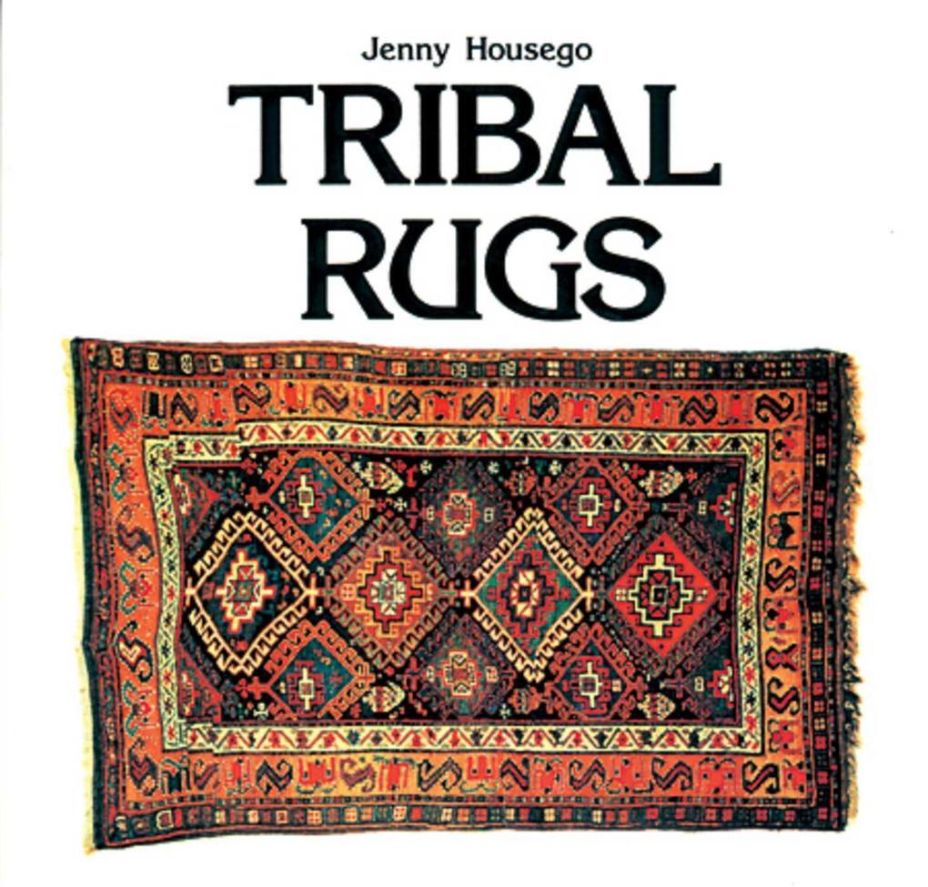 Tribal Rugs als Taschenbuch