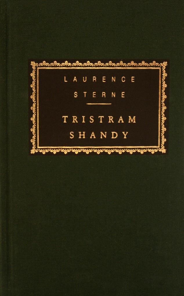 Tristram Shandy als Buch