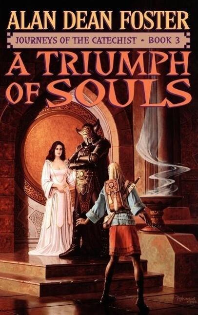A Triumph of Souls als Buch