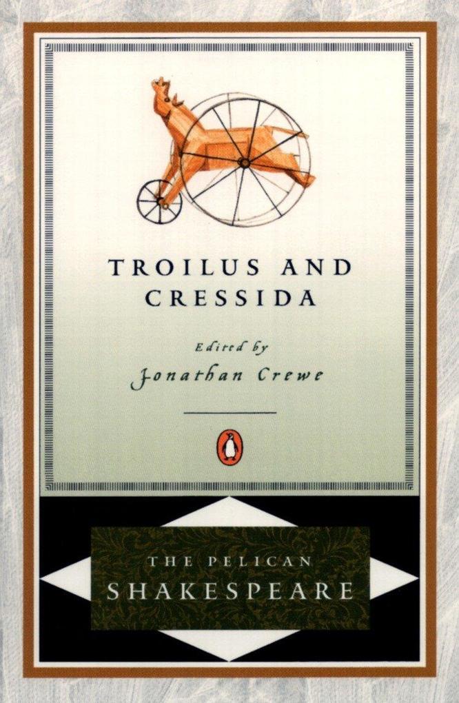 Troilus and Cressida Pel als Taschenbuch
