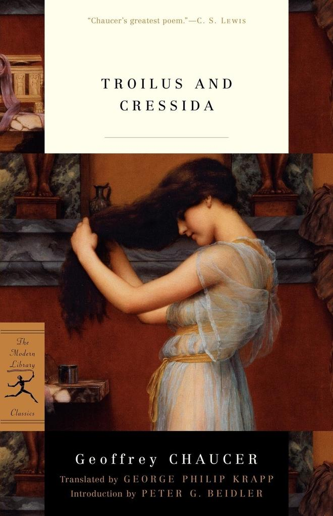 Troilus and Cressida als Taschenbuch