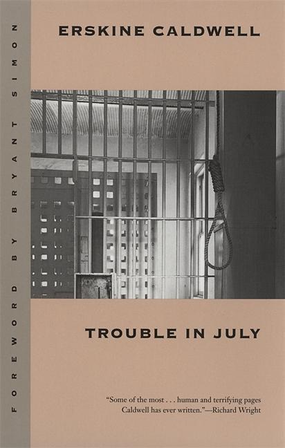 Trouble in July als Taschenbuch