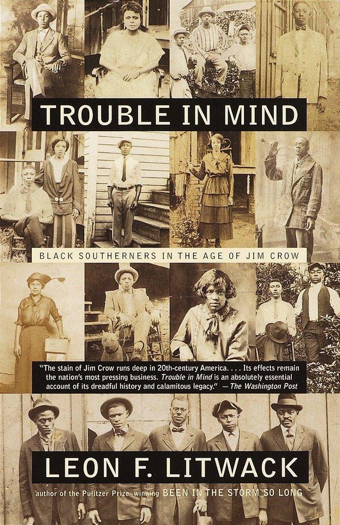 Trouble in Mind: Black Southerners in the Age of Jim Crow als Taschenbuch