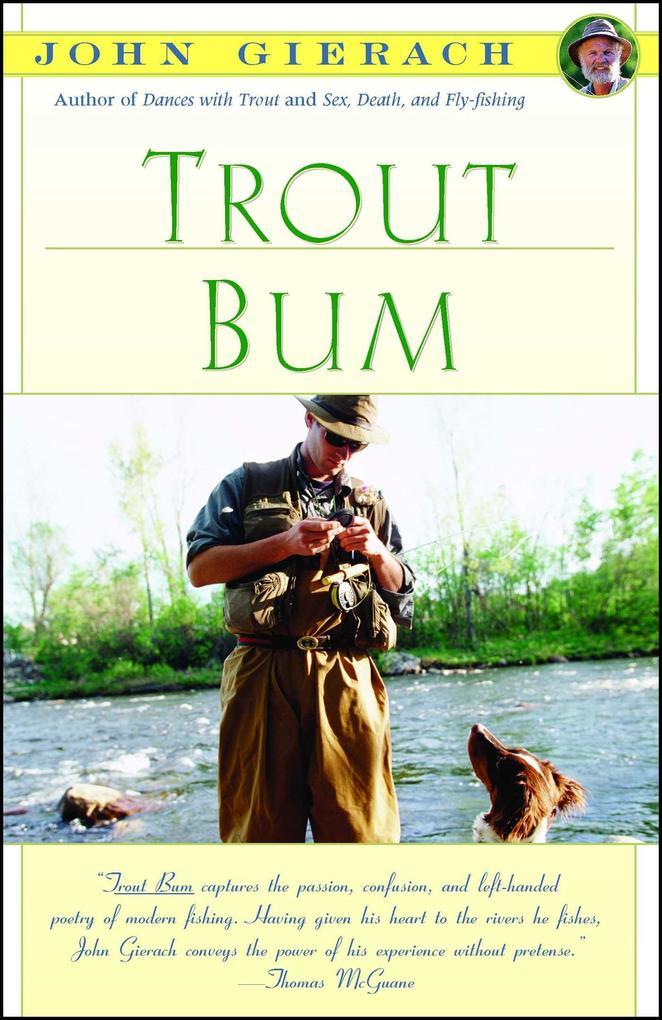 Trout Bum als Taschenbuch