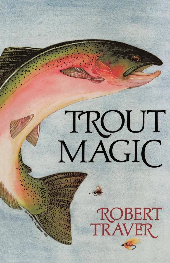Trout Magic als Taschenbuch