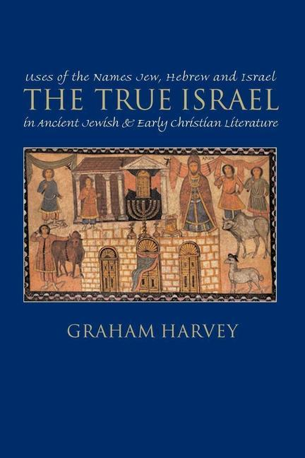 The True Israel: Uses of the Names Jew, Hebrew, and Israel in Ancient Jewish and Early Christian Literature als Taschenbuch