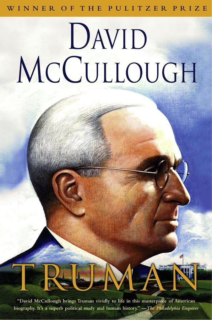 Truman als Buch