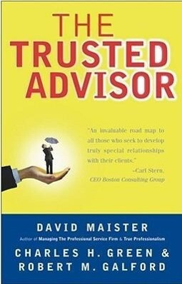 The Trusted Advisor als Buch