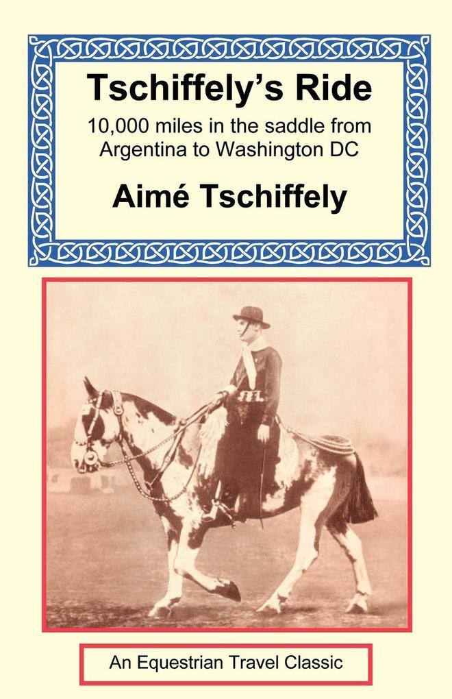Tschiffely's Ride als Buch