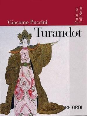 Turandot: Full Score als Spielwaren