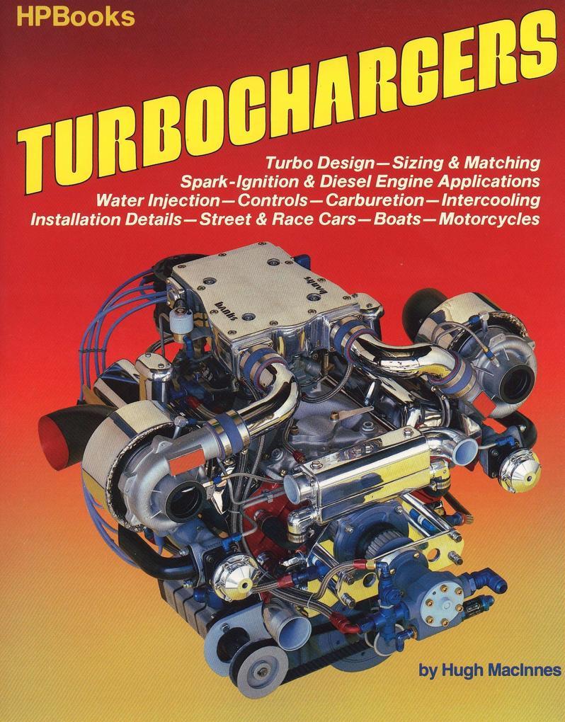 Turbochargers Hp49 als Taschenbuch