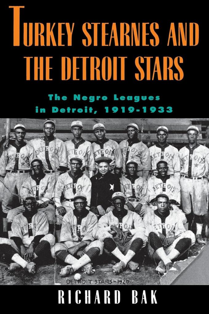 rkey Stearnes and the Detroit Stars als Taschenbuch