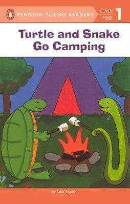 Turtle and Snake Go Camping als Taschenbuch