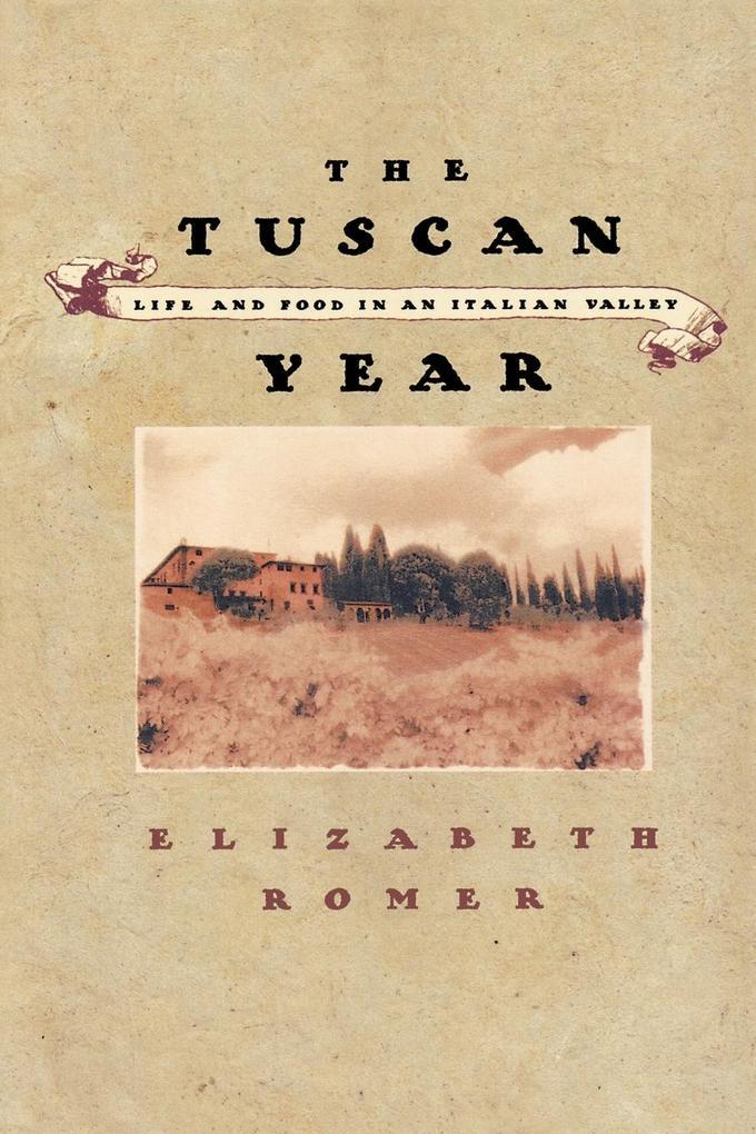 The Tuscan Year als Taschenbuch