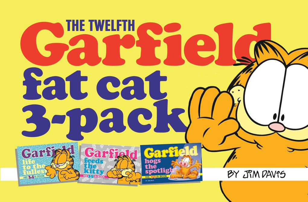 The Twelfth Garfield Fat Cat 3-Pack als Taschenbuch