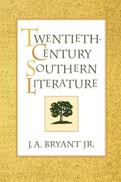 Twentieth-Century Southern Lit.-Pa als Taschenbuch