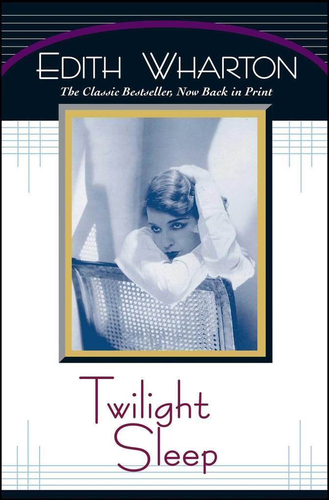 Twilight Sleep als Taschenbuch