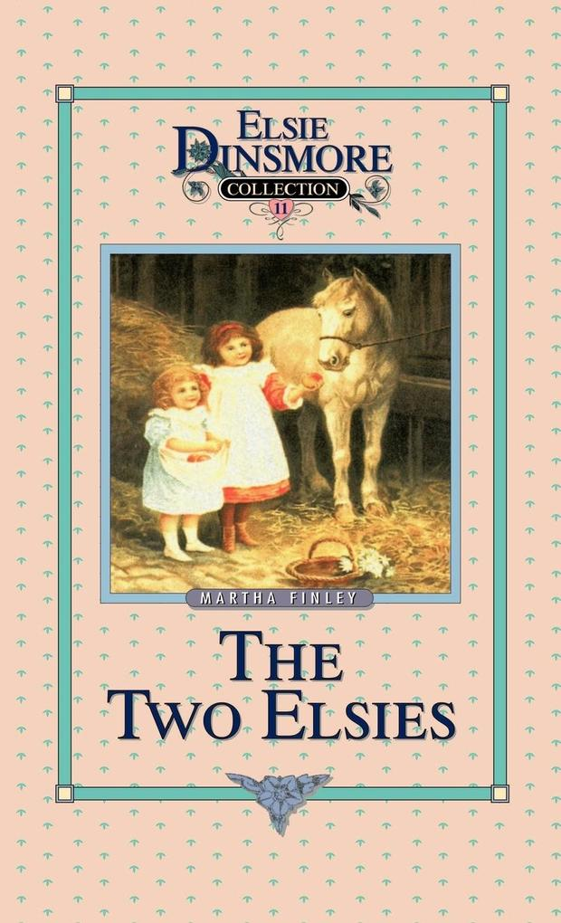 The Two Elsies, Book 11 als Buch