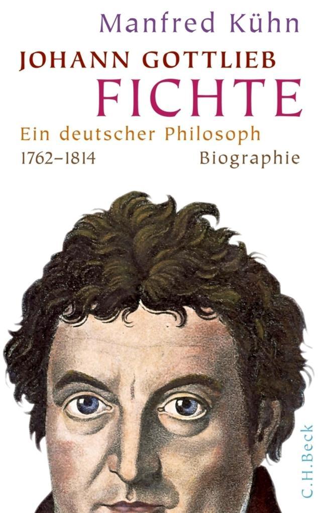 Johann Gottlieb Fichte als eBook