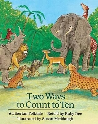 Two Ways to Count to Ten als Taschenbuch