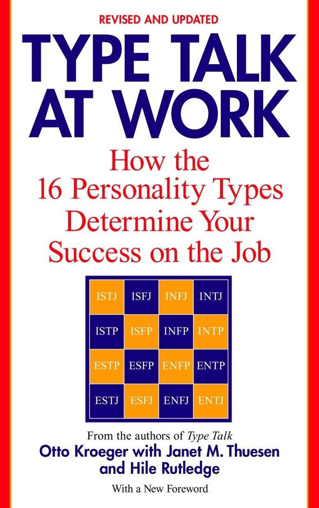 Type Talk at Work als Taschenbuch