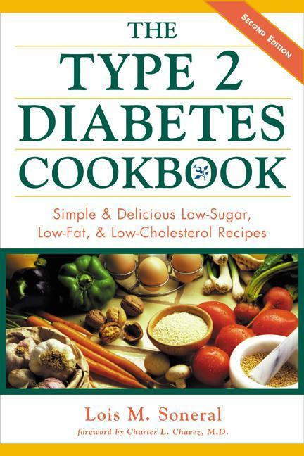 The Type 2 Diabetes Cookbook als Taschenbuch