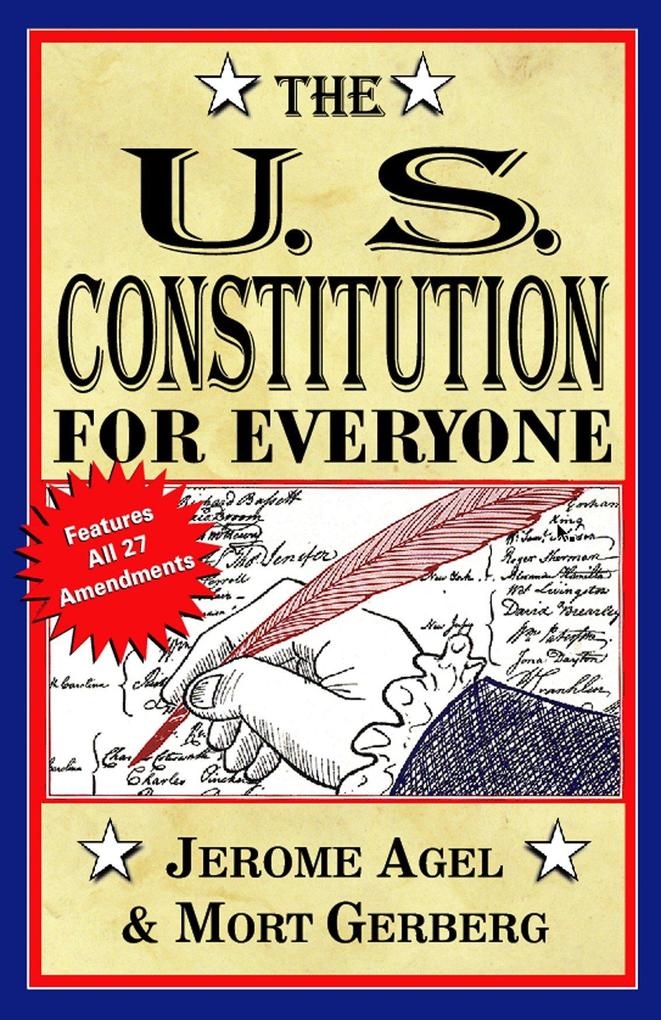 The U.S.Constitution for Everyone als Taschenbuch
