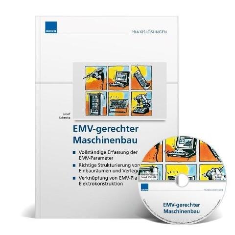 EMV-gerechter Maschinenbau als Buch von Josef Schmitz