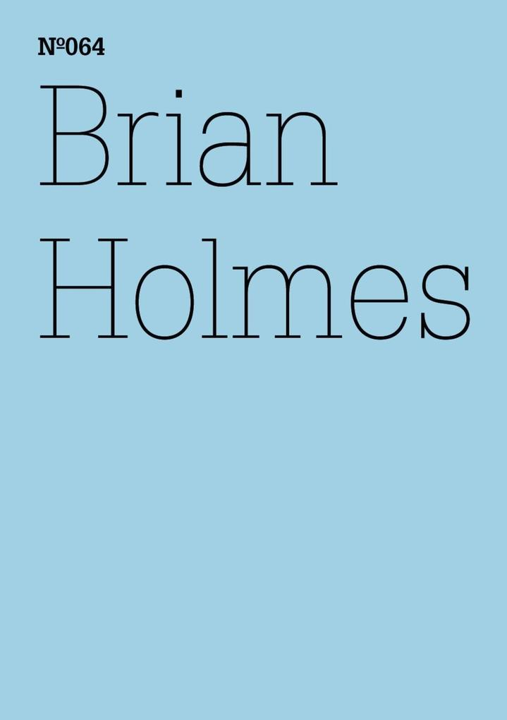 Brian Holmes als eBook