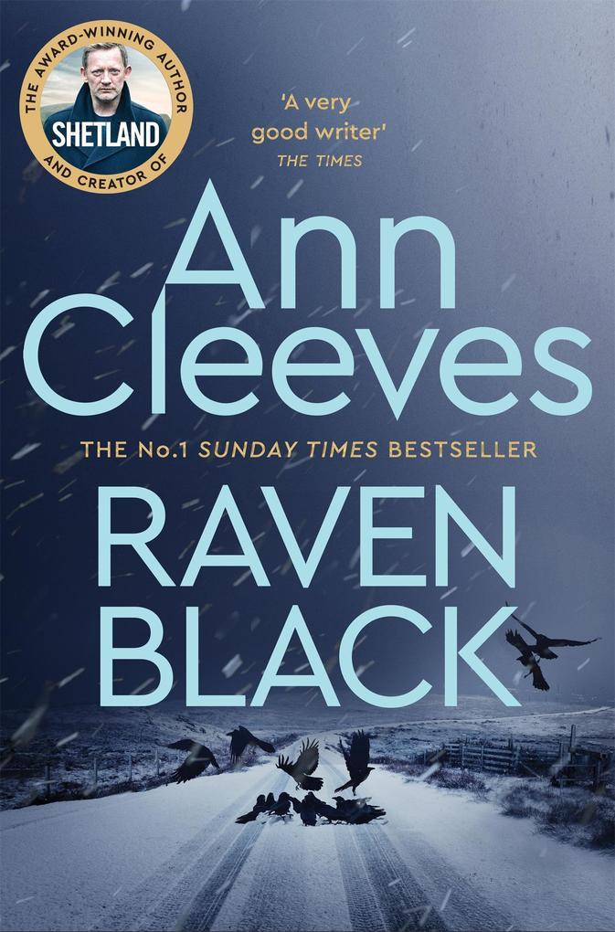 Raven Black als eBook von Ann Cleeves